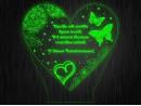 """Ночник """"Сердце Любовь №284"""" на светодиодной подставке"""