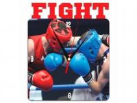 Часы металлические Fight