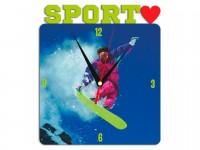 Часы металлические Sport