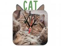 Часы металлические Cat