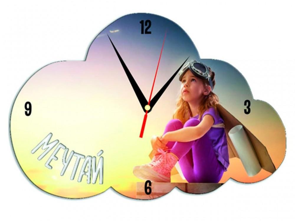 Часы металлические Мечтай
