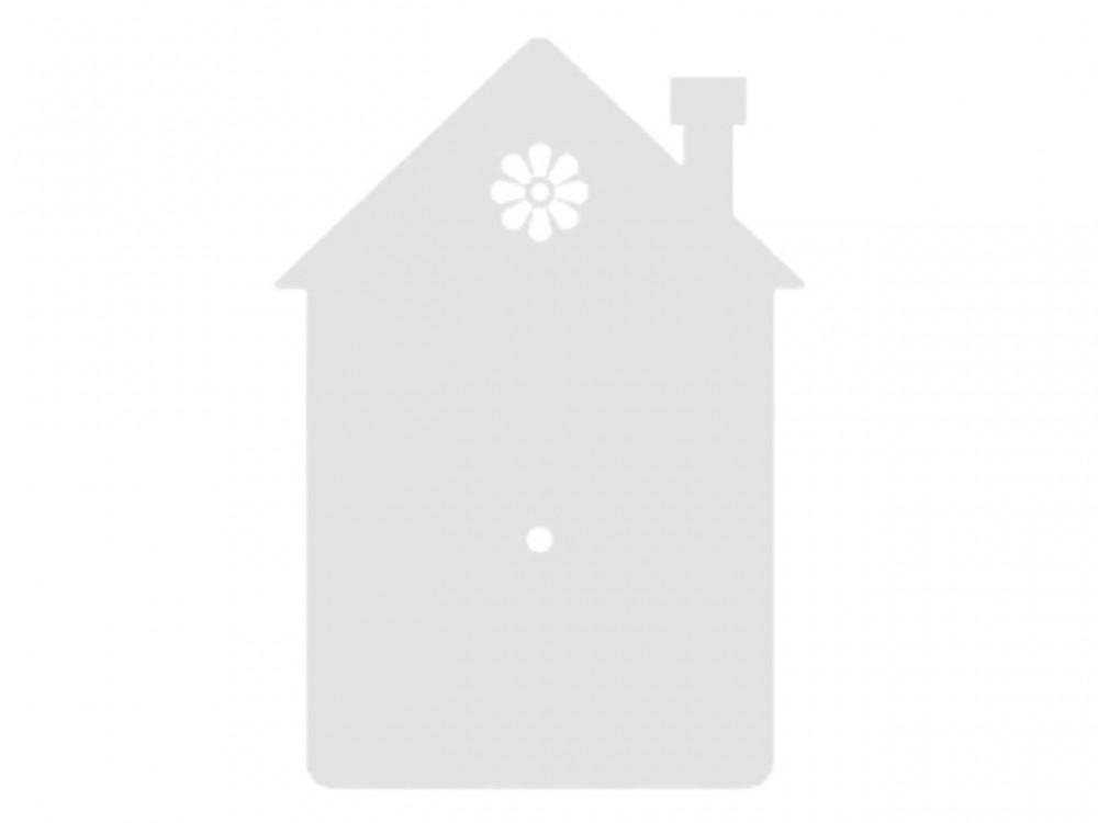 Часы деревянные ДОМ 25х34 см