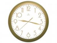Часы Ч5 (П1) 29 см круглые с цветным ободком