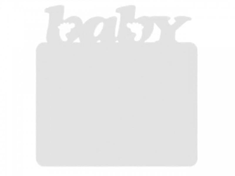 Магнит деревянный BABY