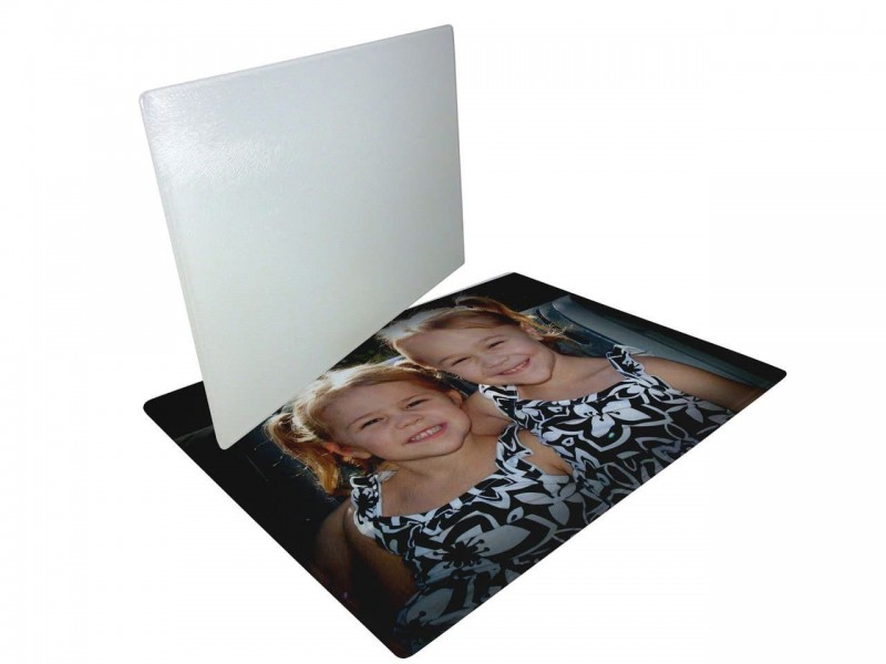 Доска разделочная стекл.  А4 (18x27см) BL-30