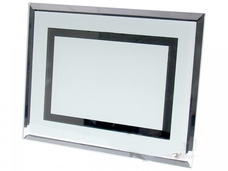 Фоторамка стеклянная BL-04 230х180х5мм