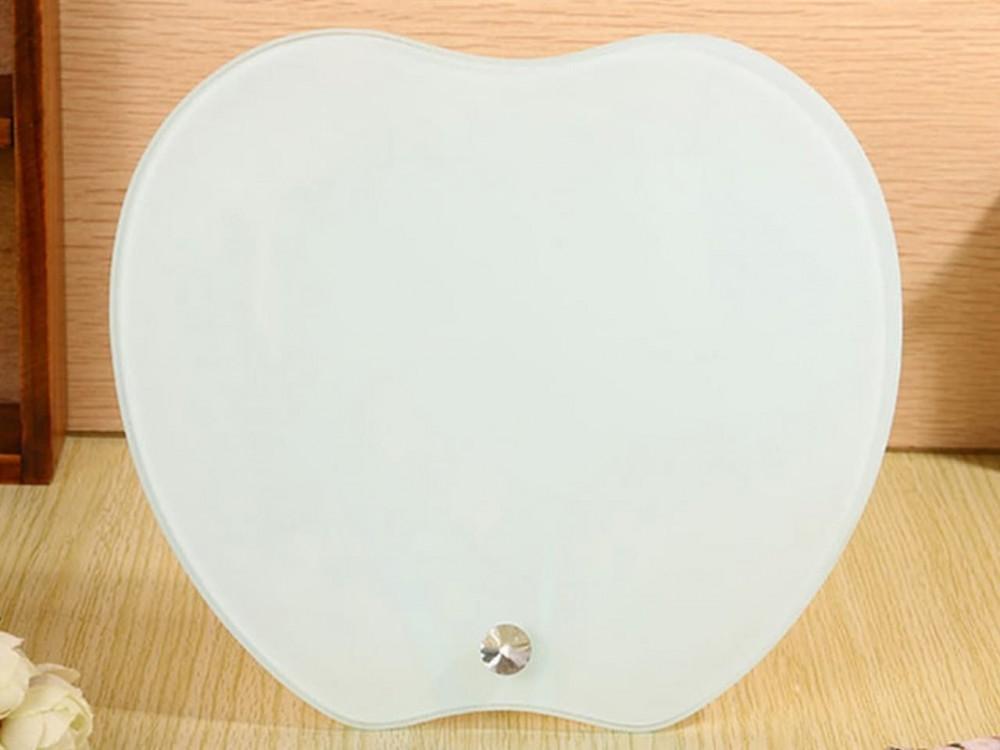 Фоторамка стеклянная BL-39 яблоко