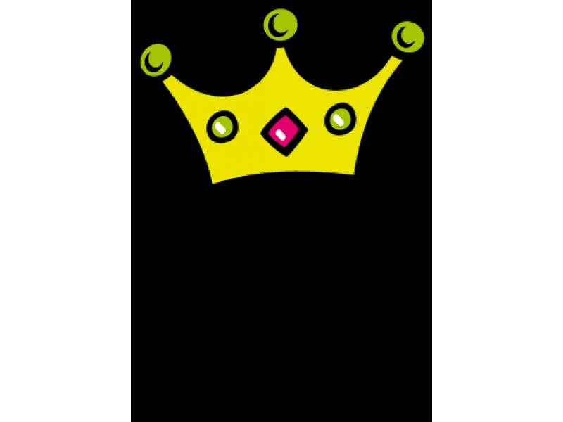 """""""Королева детского сада"""" Изображение для нанесения № 1393"""