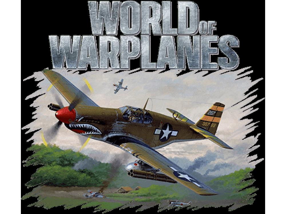 """""""World of Warplanes"""" Изображение для нанесения на одежду № 1446"""