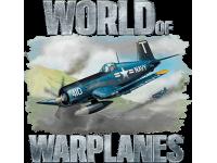 """""""World of Warplanes 410"""" Изображение для нанесения на одежду № 1447"""