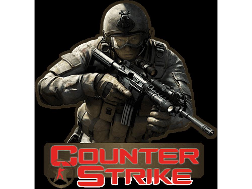 """Counter Strike odin"" Изображение для нанесения на одежду № 1449"