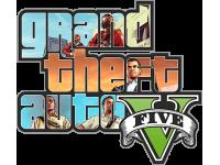 """""""Grand Theft autov"""" Изображение для нанесения на одежду № 1452"""