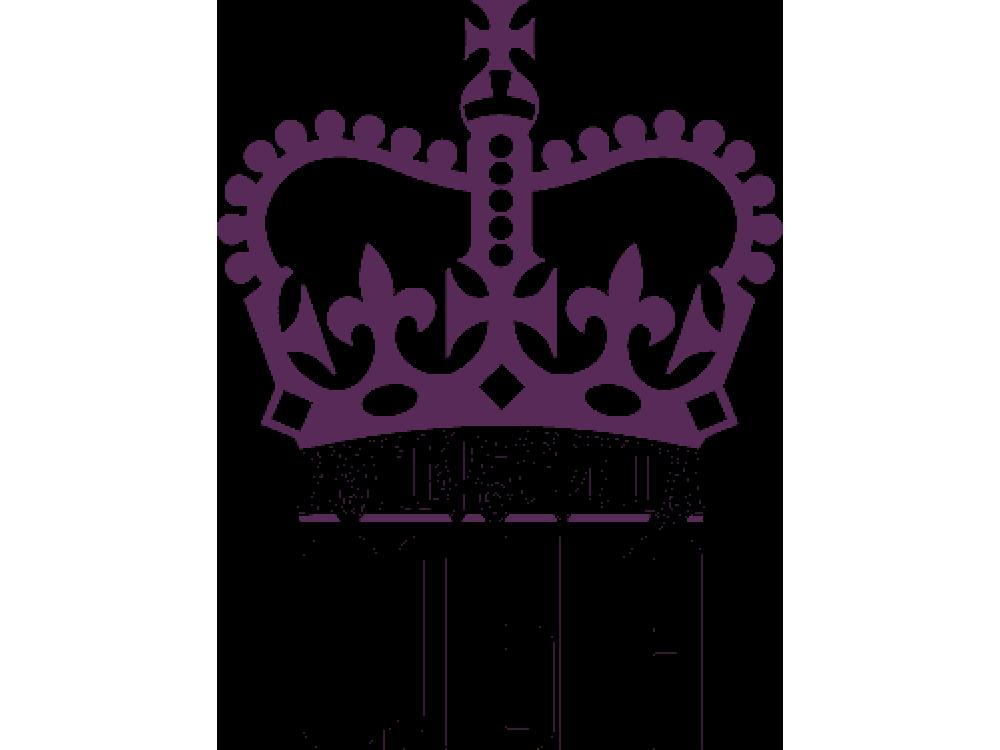 """""""Императрица Ольга"""" Изображение для нанесения на одежду № 1477"""