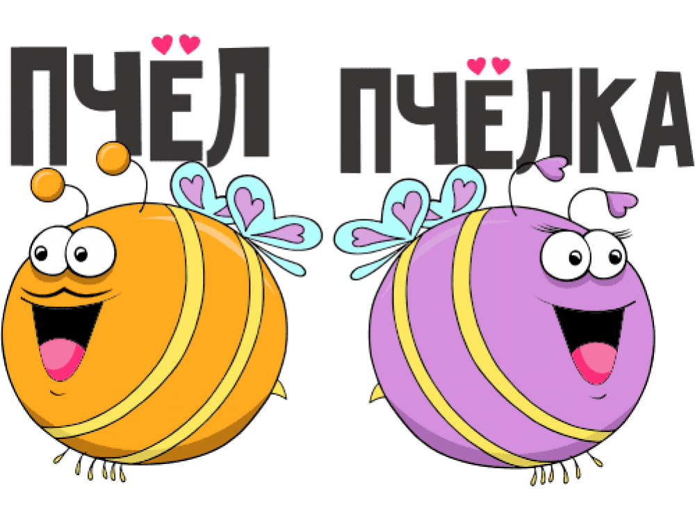 """""""Пчел пчелка"""" Изображение для нанесения на одежду № 1821"""