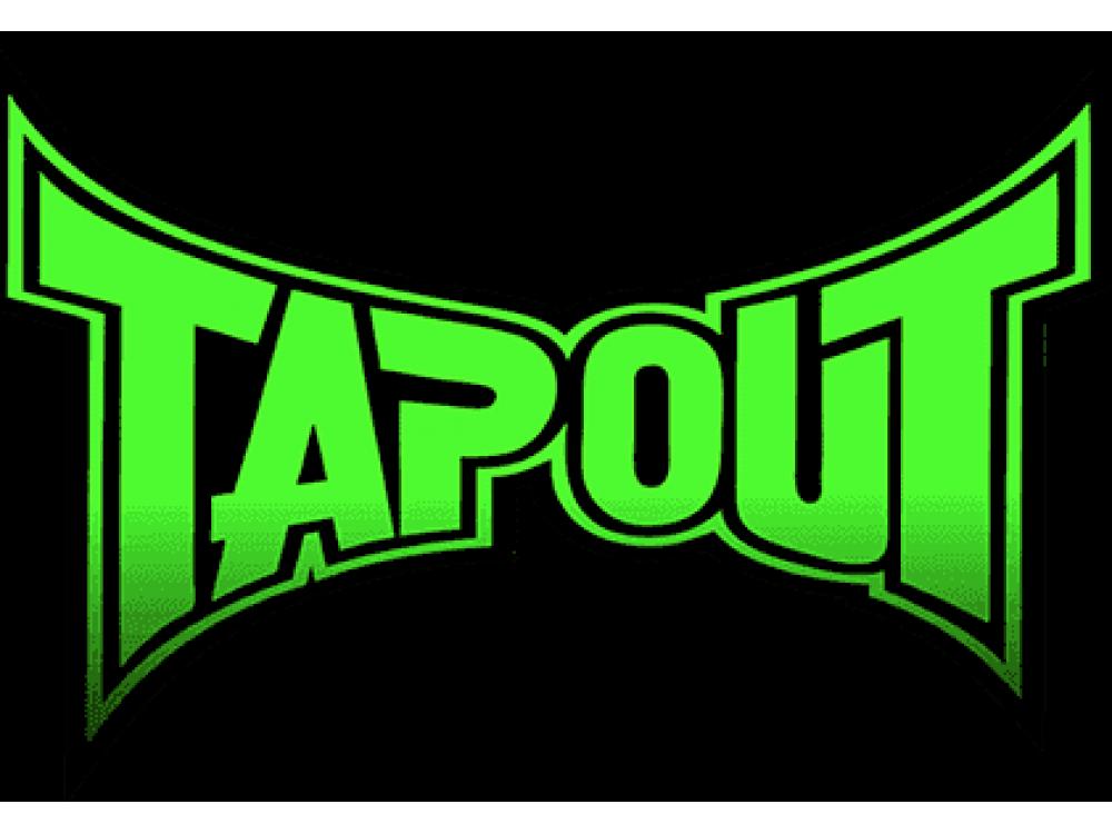 """""""TAPOUT"""" Изображение для нанесения на одежду № 1944"""