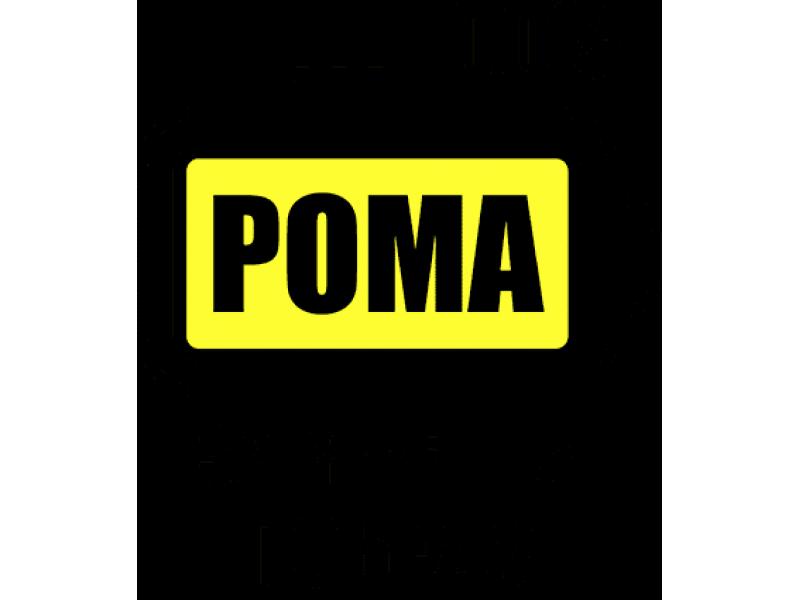 """""""100% Рома заряжен на победу"""" Изображение для нанесения на одежду № 1293"""