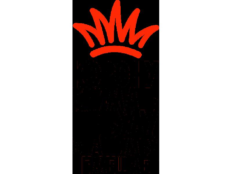 """""""Корону снимать не буду"""" Изображение для нанесения на одежду № 1297"""