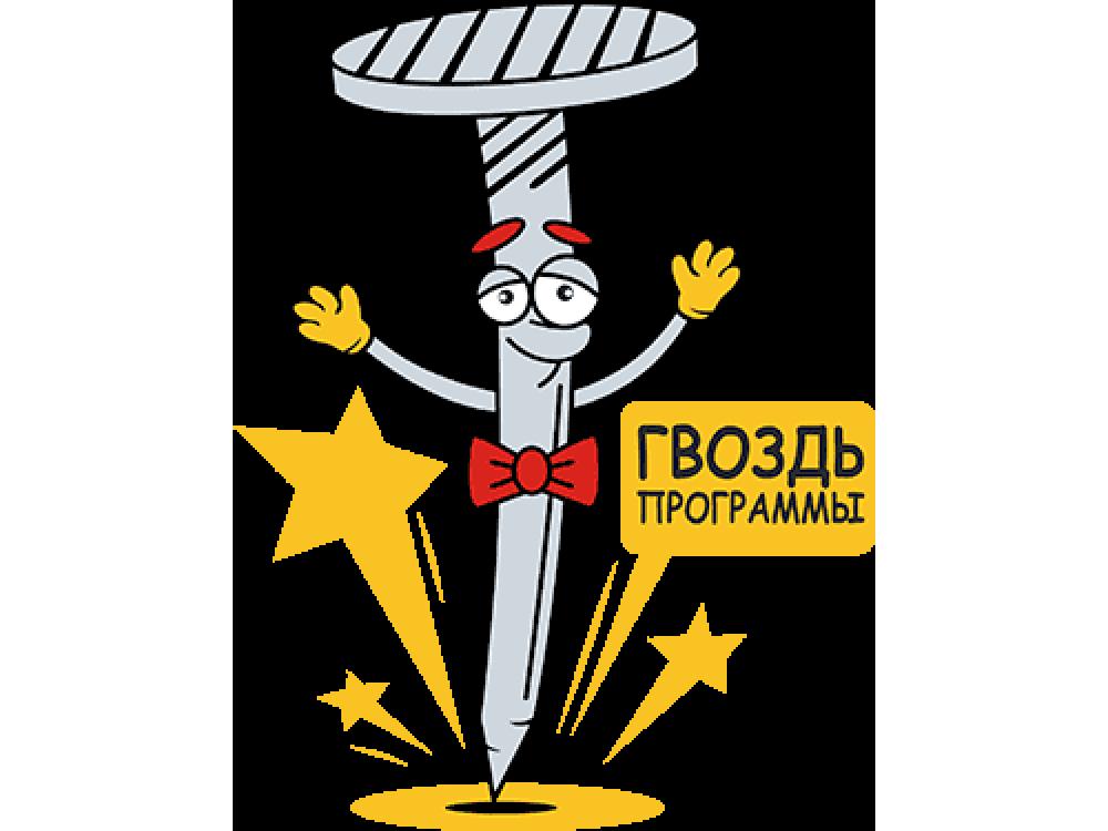 """""""Гвоздь программы"""" Изображение для нанесения на одежду № 0640"""