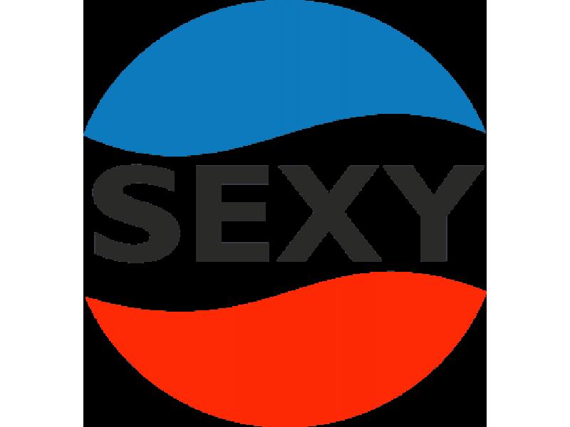 """""""SEXY"""" Изображение для нанесения на одежду № 0659"""