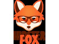 """""""FOX"""" Изображение для нанесения на одежду № 0673"""