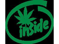"""""""INSIDE"""" Изображение для нанесения на одежду № 0733"""