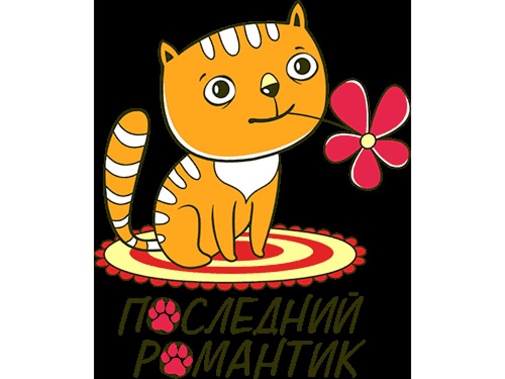 """""""Последний Романтик"""" Изображение для нанесения на одежду № 0750"""