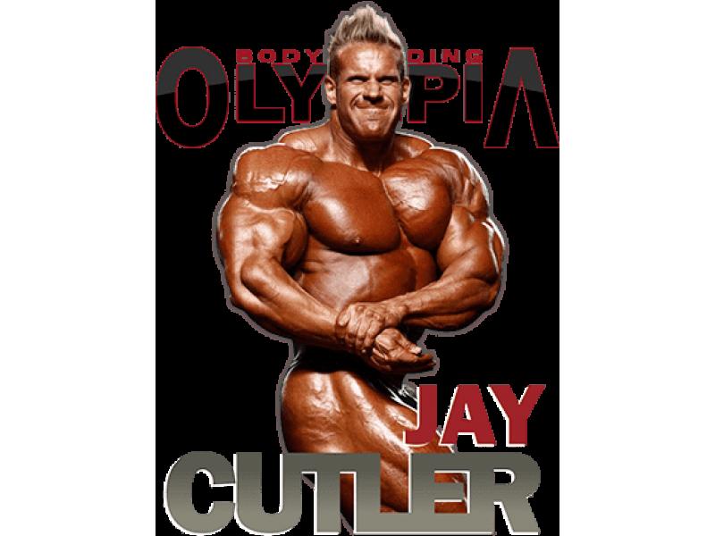 """""""JAY CUTLER"""" Изображение для нанесения на одежду № 1344"""
