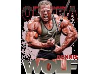 """""""Dennis Wolf"""" Изображение для нанесения на одежду № 1348"""