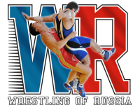 """Wrestling of Russia"" Изображение для нанесения на одежду № 1359"