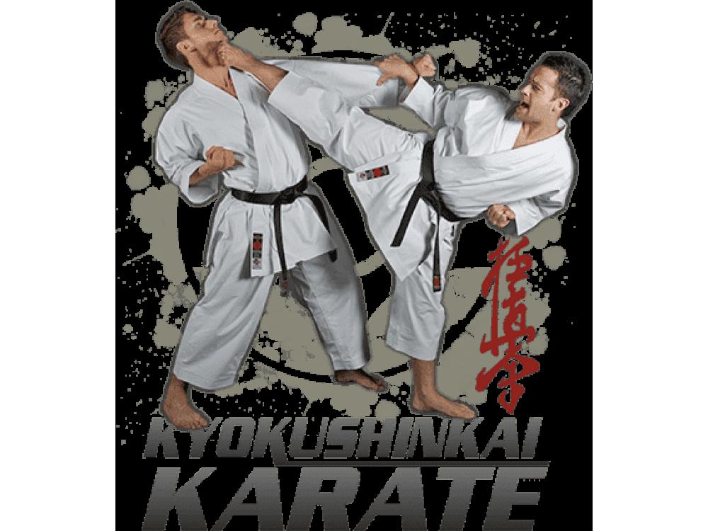 """KYOKUSHINKAI KARATE"" Изображение для нанесения на одежду № 1360"