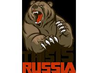 """""""This is Russia"""" Изображение для нанесения на одежду № 1704"""