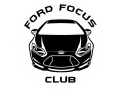 Наклейка Ford focus club 3
