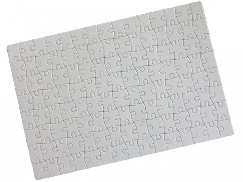 Пазл картонный А4 (20х29см, 8х15 эл)