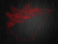 """Ночник """"Истребитель"""" арт. 0559 на светодиодной подставке"""