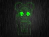 """Ночник """"Куколка №5"""" на светодиодной подставке"""