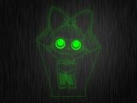 """Ночник """"Куколка №8"""" на светодиодной подставке"""
