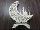 Мечеть луна резная из фанеры, 40*50 см