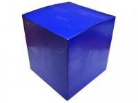 "Коробка для кружки ""Синяя графика"""