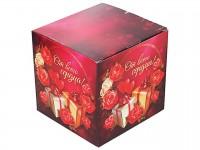 """Коробка для кружки """"От всего сердца"""""""