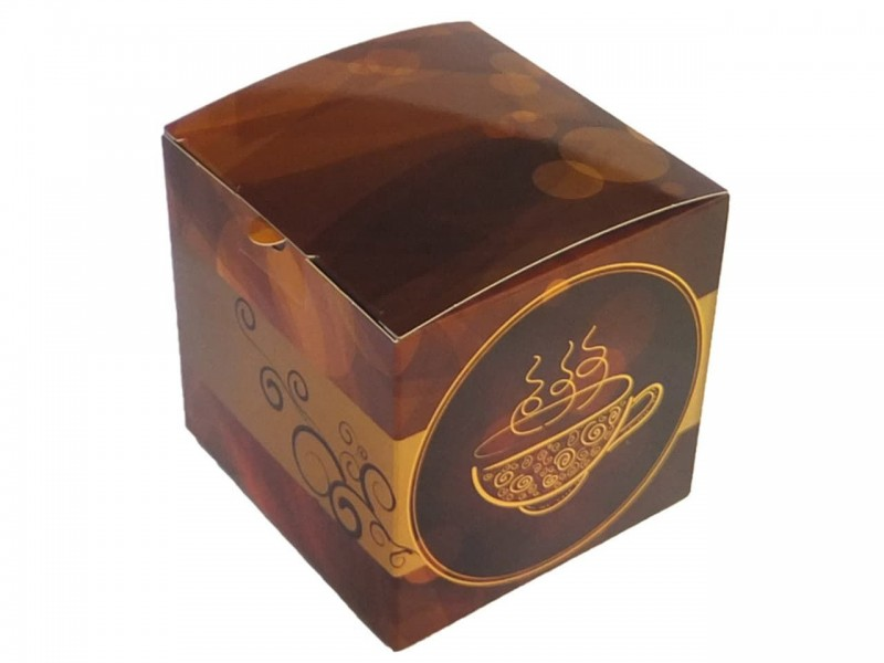 "Коробка для кружки ""Кофе"""