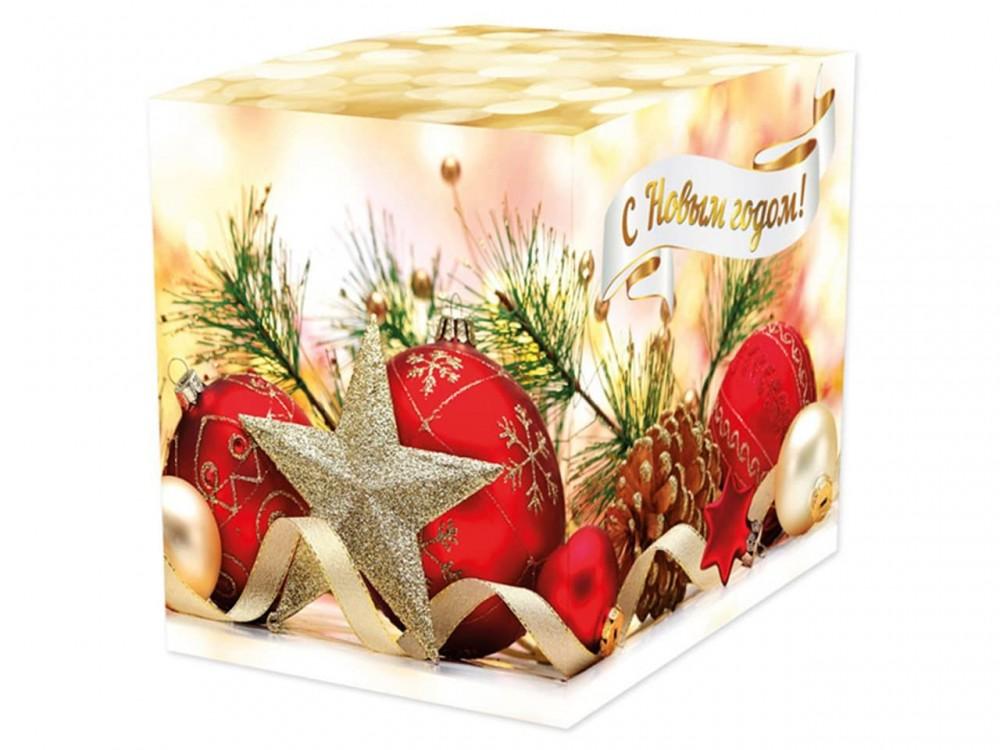 """Коробка для кружки """"Новогодняя звезда"""""""