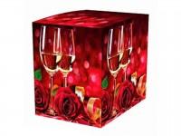 """Коробка для кружки """"Романтика"""""""
